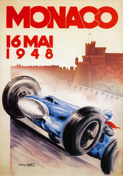 Classic Racing Car Prints