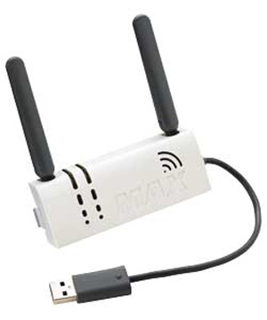 Datel Dual Band Wireless N 300mbps Network Adapter for Xbox 360 for $44.99 +Free Shipping
