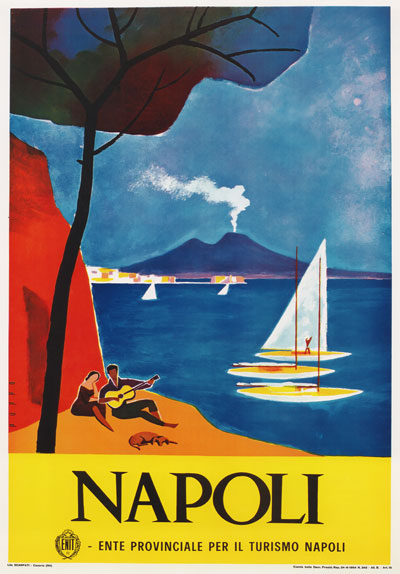 Image result for naples poster